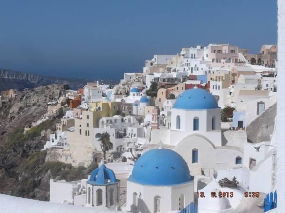 Santorini Greece 2013