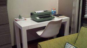 Typing Corner