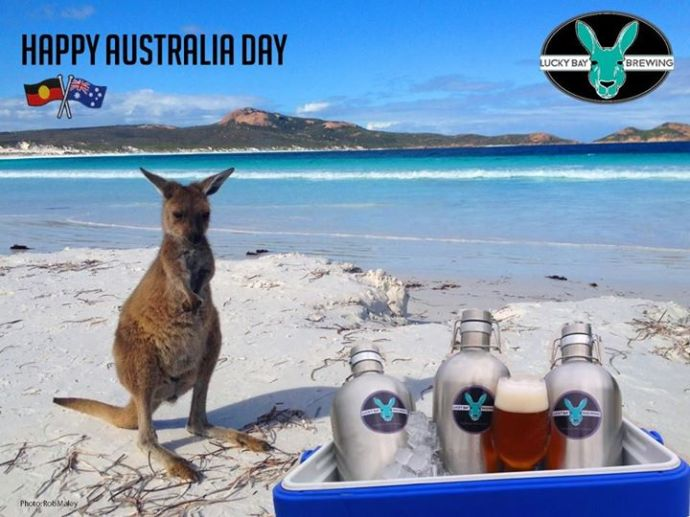 Lucky Bay Brewery