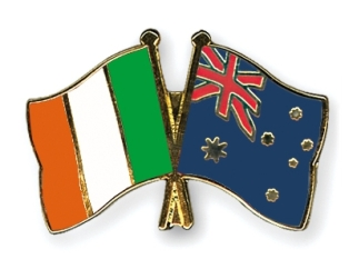 Irish and Australian