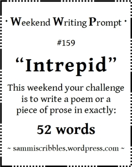 Weekend Writing Prompt #159