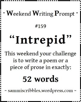 Weekend Writing Prompt #159