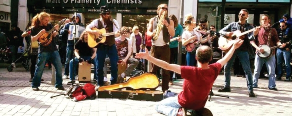 #galwaystreetclub #thisisgalway.ie #galwaybuskers