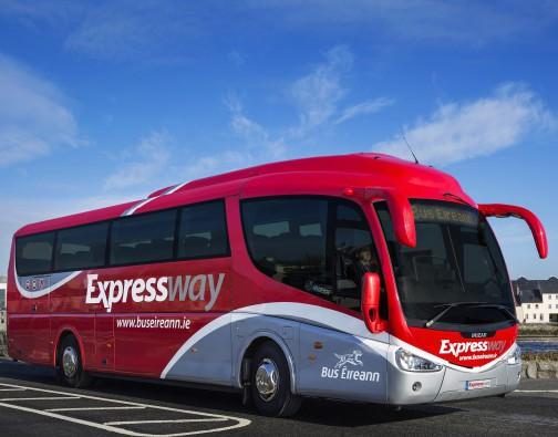 Bus Eireann Expressway