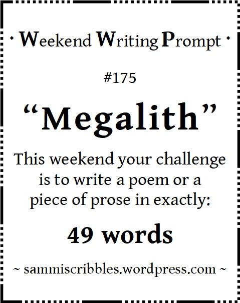 #weekendwritingprompt