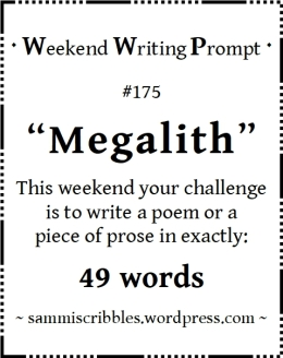 #weekendwritingprompt