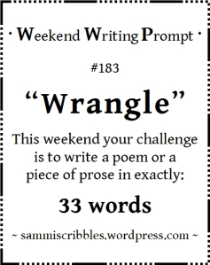 Weekend Writing Prompt 183